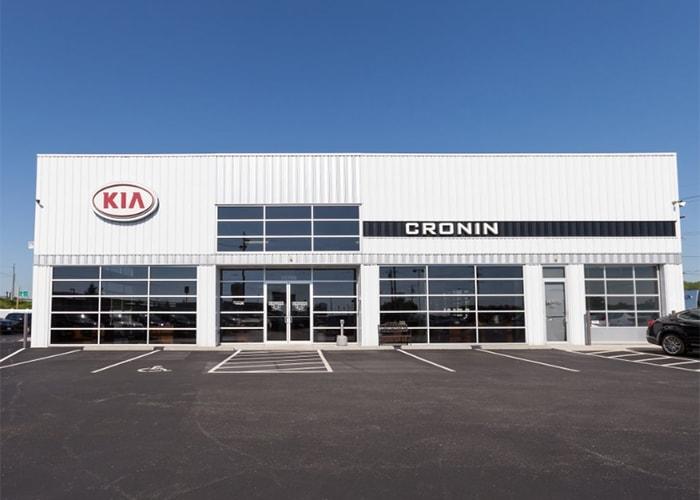 Signature Concrete | Cronin Kia