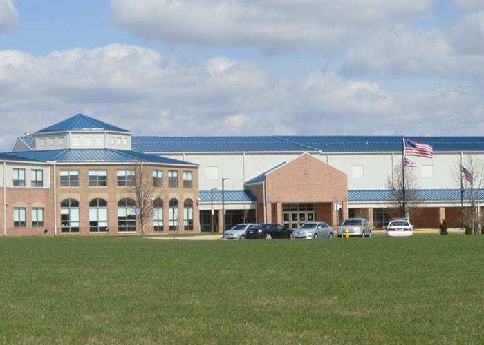 Signature Concrete | Greeneview High School