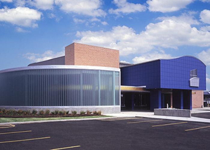 Signature Concrete | Miami Valley Career Tech Center
