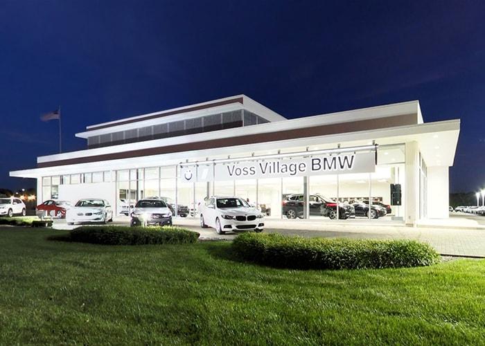 Signature Concrete | Voss Village BMW